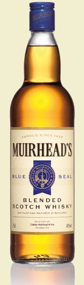Muirhead's Blended Scoth whisky